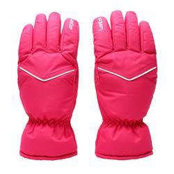 滑雪运动 保暖防护耐通 高山滑雪男女手套 WED'ZE Slide 100
