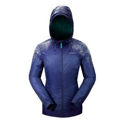 户外运动防雪保暖女式夹克 QUECHUA SH500