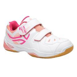 羽毛球运动支撑缓震31-34码儿童羽毛球鞋 ARTENGO BS800
