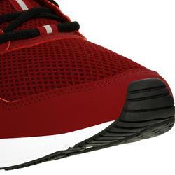 RUN ACTIVE 男式跑鞋-紫红色