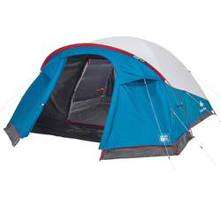 户外运动防晒遮光加大加大款搭建式帐篷 QUECHUA arpenza 3 XL FB