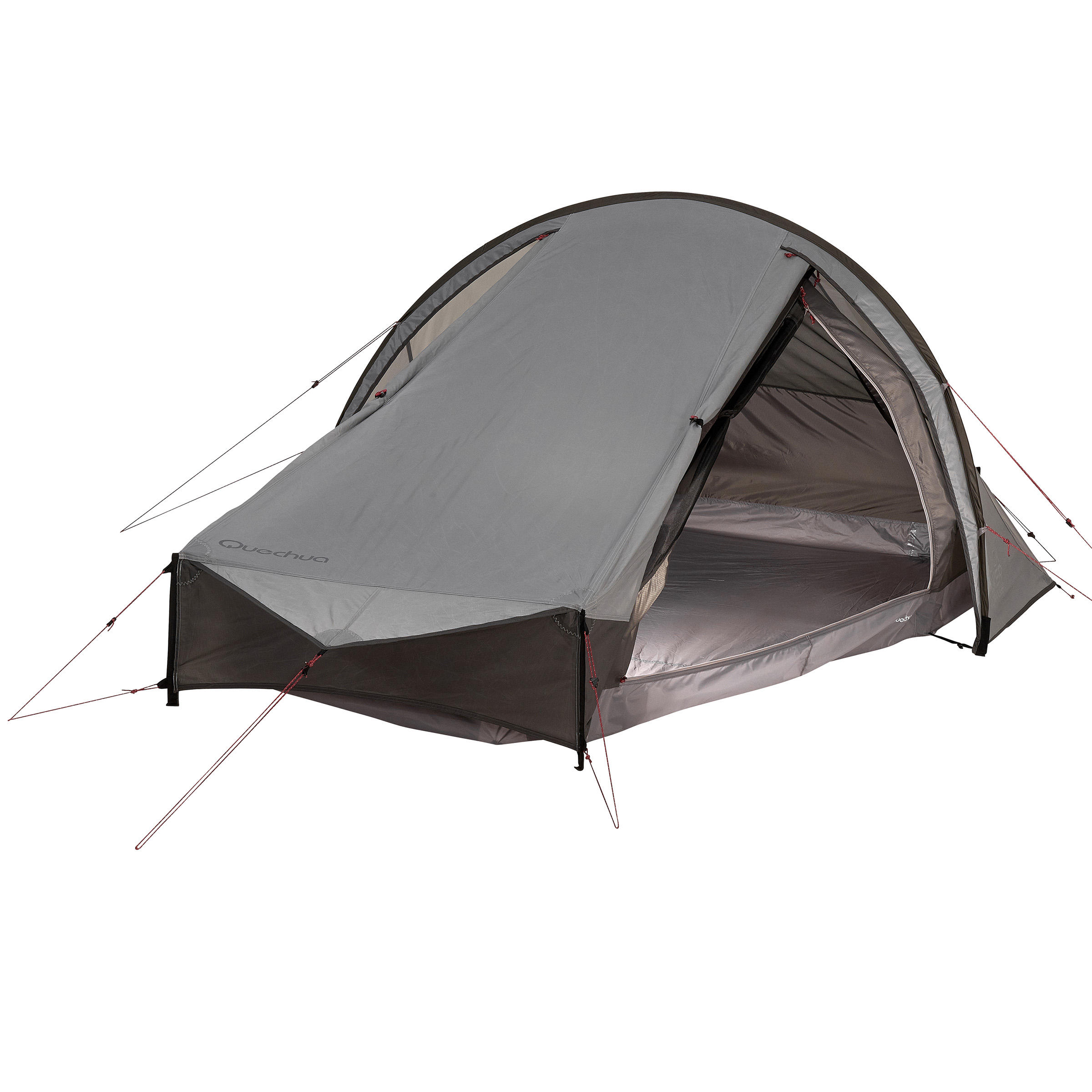 ... Quickhiker Ultralight Bivouacking/Hiking/Trekking Tent - 2-Man Light Grey ...  sc 1 th 225 & 1 to 3 pers tents Quickhiker Ultralight Bivouacking/Hiking ...