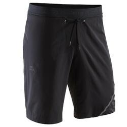 男式跑步运动快干紧身短裤