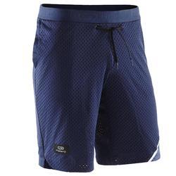 跑步运动透气带内衬网眼男士短裤 KALENJI RUN DRY+ BREATHE MEN'S