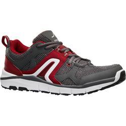 步行运动轻质网面男士健走鞋 NEWFEEL HW 500