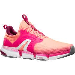 PW 590 Xtense女士健走鞋 - 珊瑚色/粉色