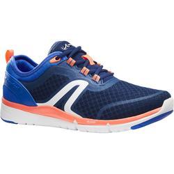 步行运动网面透气轻盈女士步行鞋休闲鞋 NEWFEEL Soft 540