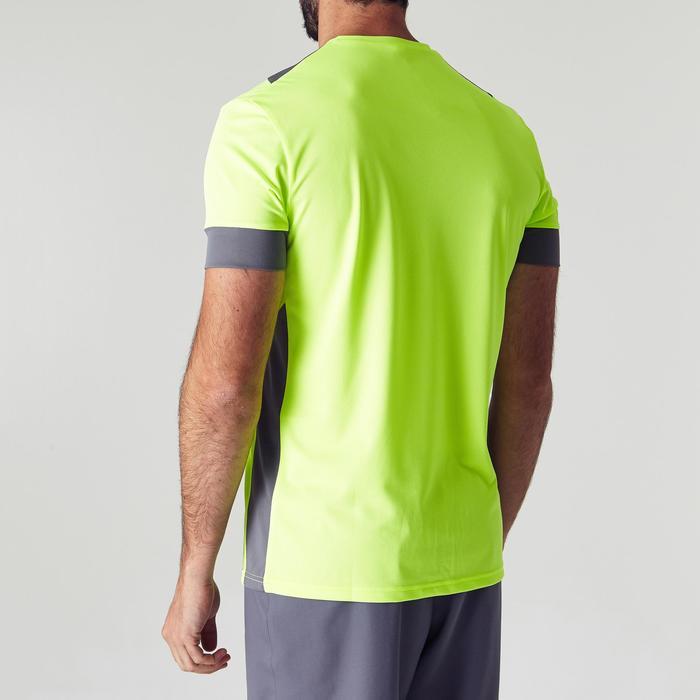 成人足球服 F500 - 黄色