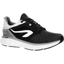 RUN COMFORT 女士跑鞋-黑/灰配色