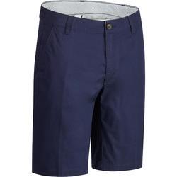 高尔夫运动舒适透气全棉男士百慕大短裤 INESIS 500系列