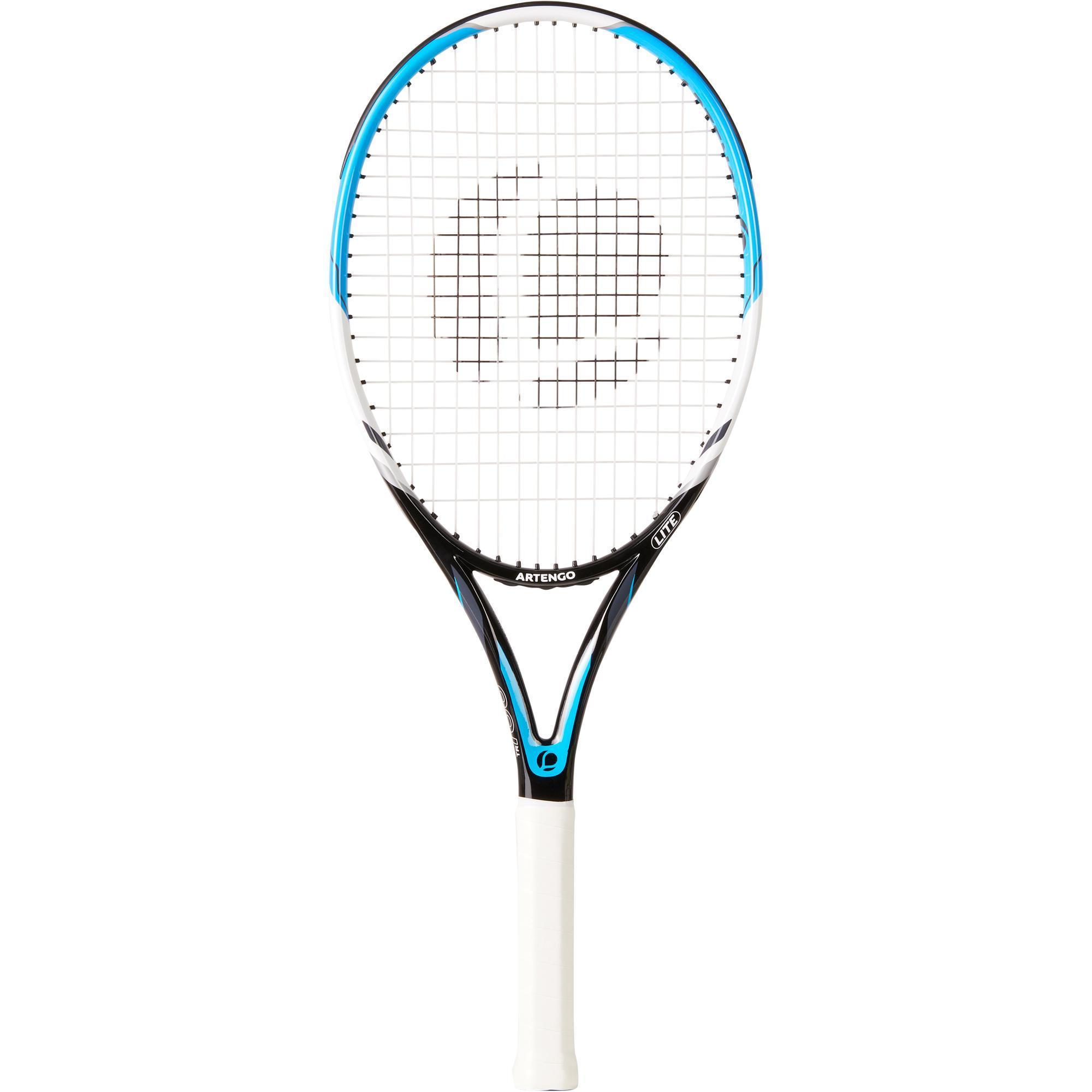 Adult Rackets Tr160 Lite Adult Tennis Racket Blue Artengo Decathlon