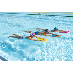 游泳运动浮板- Blue Yellow