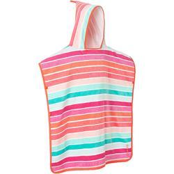 儿童换衣毛巾LARGE PON - Striped