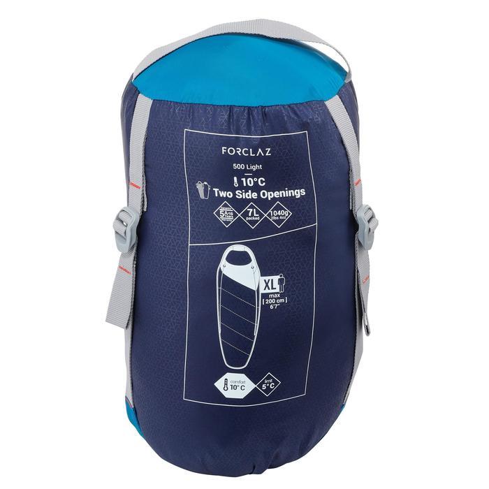 TREK 500 户外睡袋 10° - 淡蓝色