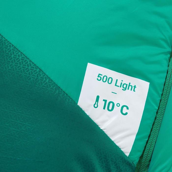 TREK 500 户外睡袋 10° - 浅绿