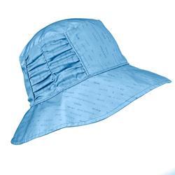TREK 500 女式双面戴登山遮阳帽 - 蓝色