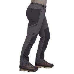 TREK 900 男式户外防泼水长裤 - 深灰色