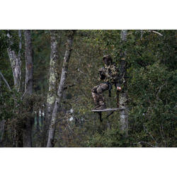荒野探险300系列透气登山鞋-棕色