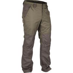 荒野探险加强版耐磨防水长裤-绿色