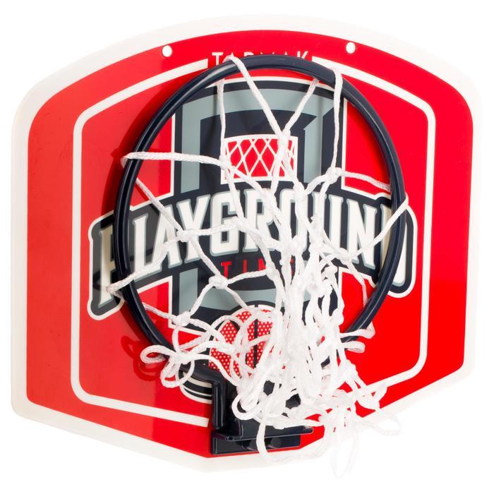 儿童/成人迷你篮板套装 Mini B-红色包含篮球.