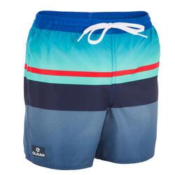 青少年短款沙滩裤1100 Tween Mood red