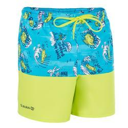 冲浪运动短款儿童冲浪裤 OLAIAN 500