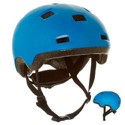 儿童轮滑/滑板/滑板车头盔B100 - Blue
