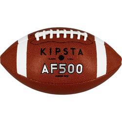青少年美式橄榄球AF 500 - 棕色