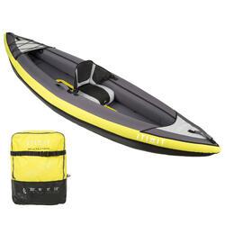 充气皮划艇 1个座位 YELLOW