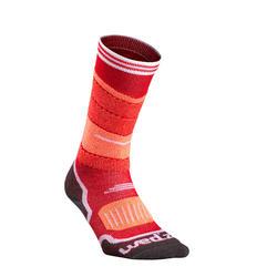 儿童滑雪袜300 RED