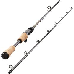 钓鱼运动鱼竿 路亚竿 枪柄WIXOM-1 180 PREDATOR LURE FISHING ROD ML CASTING (5/15G)