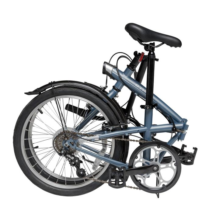 decathlon tilt folding bike review bicycling and the. Black Bedroom Furniture Sets. Home Design Ideas