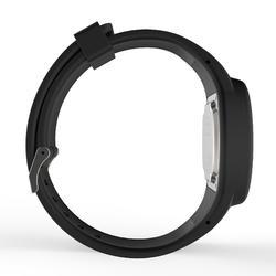 W100 防水运动手表-黑色