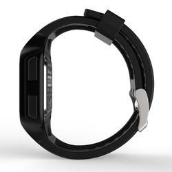 W500 M 男士跑步运动手表-黑色