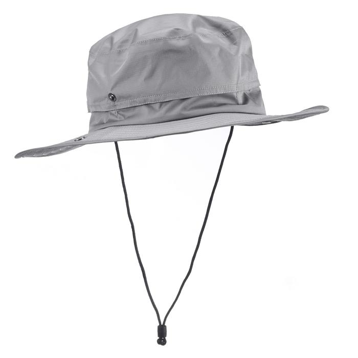 TREK 900 防泼水登山帽 - 浅灰色