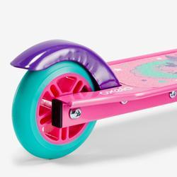 儿童滑板车带刹车Play 5 - Purple