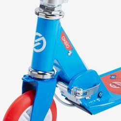 儿童滑板车带刹车Play 5 - Blue