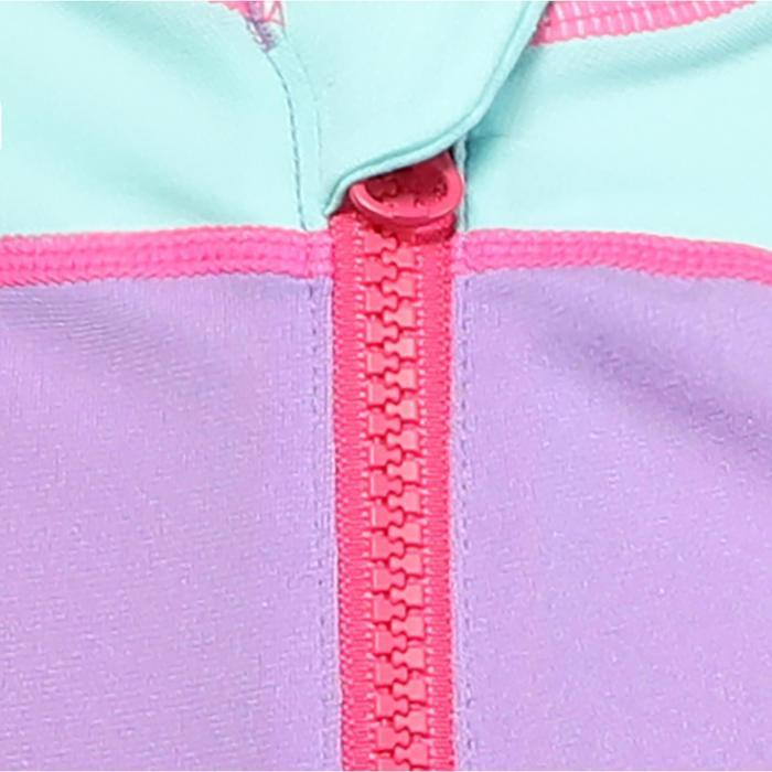 女童泳衣- Purple/Blue