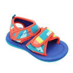 游泳运动软底 防滑 排水婴幼儿沙滩凉鞋 泳池拖鞋 NABAIJI Picola