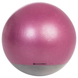 防爆裂稳定健身球 - 酒红色