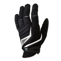 自行车运动保护缓震山地车全指手套 B'TWIN 700 MTB Gloves