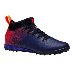 Agility 900 HG Kids' Hard Ground Football Boots - Blue/Red
