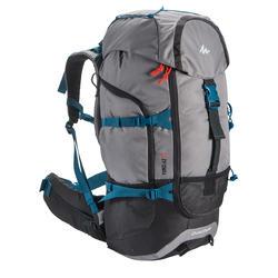 户外运动专业登山双肩包 QUECHUA backpack FORCLAZ 50