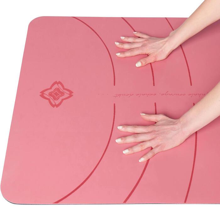 瑜伽垫Studio 5毫米- Pink