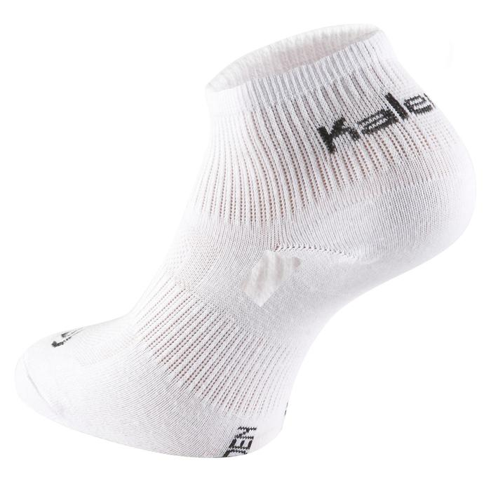 EKIDEN 跑步袜 白色 3双装
