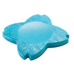 瑜伽体式缓冲垫 - 深蓝色