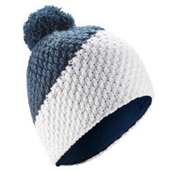 滑雪帽TIMELESS - WHITE BLUE