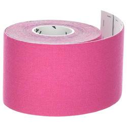 肌内效绷带Kinesiology 肌力贴 5厘米 x 5米 粉色