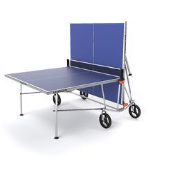 乒乓球运动室外移动方便乒乓球桌 ARTENGO FT730