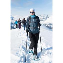 登山裤-女士-保暖-黑色| QUECHUA SH500